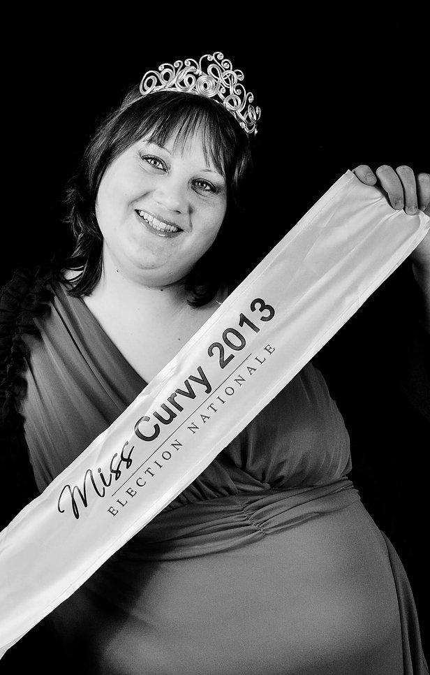 Emilie Miss Curvy 2014