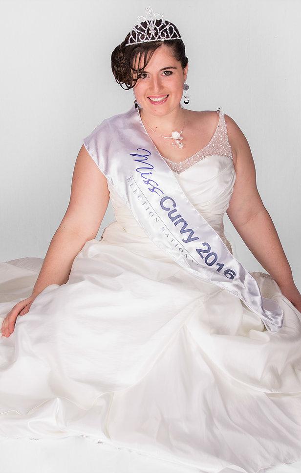 Gwendoline Miss Curvy 2016