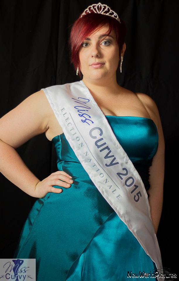 Typhaine - Miss Curvy 2015