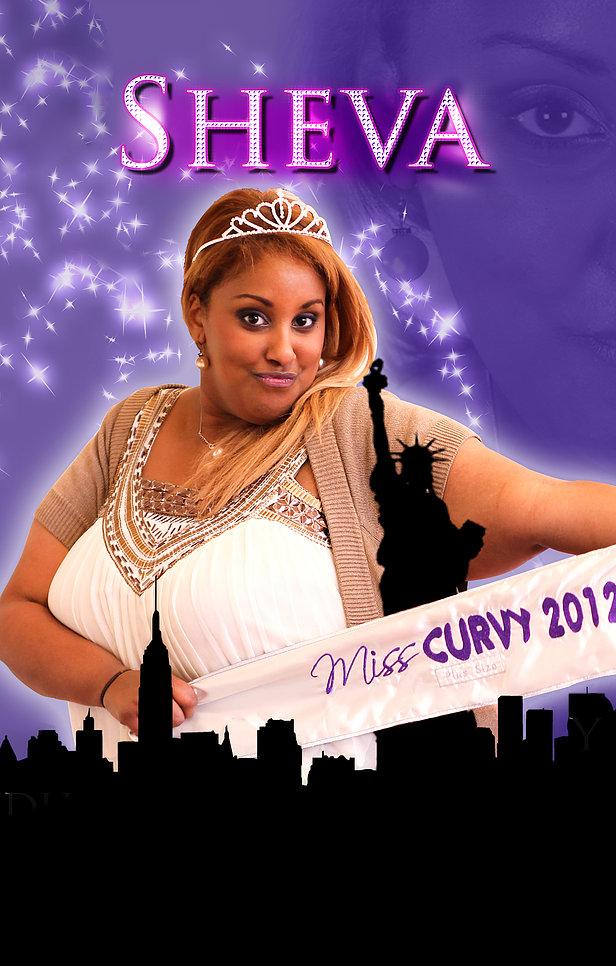 Sheva - Miss Curvy 2012