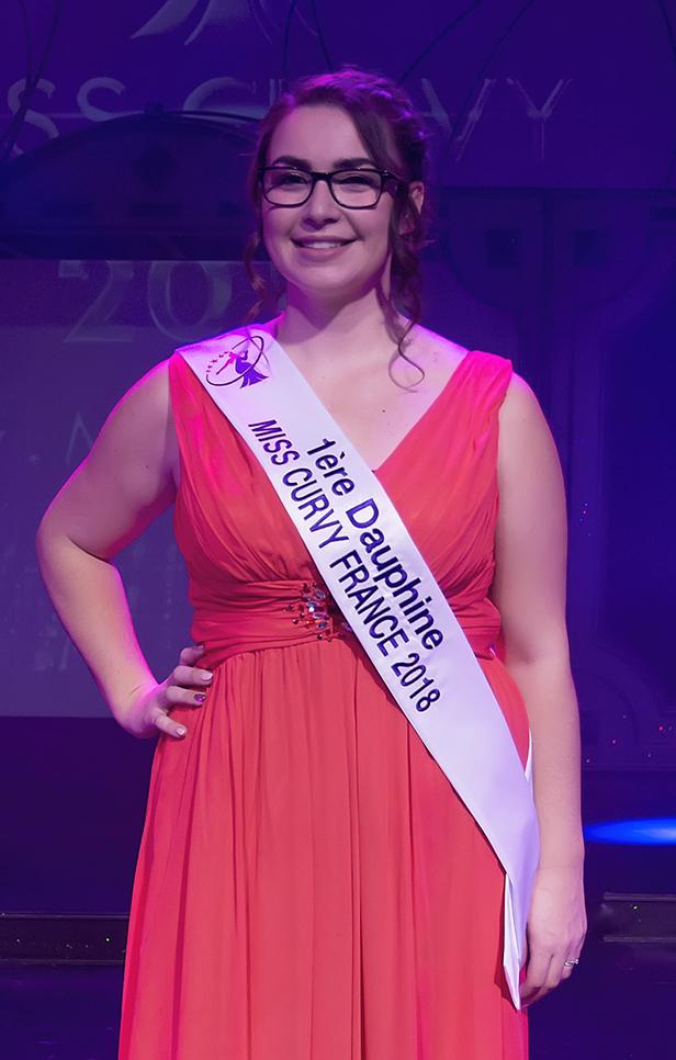 Christelle - Miss Curvy 2017